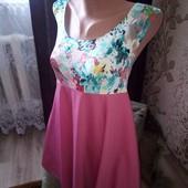 Красивое,лёгкое платье!!!