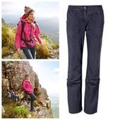 Треккинговые брюки штаны 2 в 1 от crivit германия, унисекс