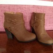 Весенние ботиночки р-р 39