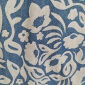 Стоп! ❤В отличном состоянии джинсы с цветочным принтом❤Собирайте лоты