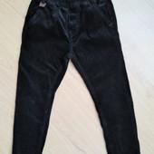 Демисезонные вельветовые джинсы для мальчика 116-122 см