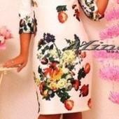 Шикарное новое платье Minova, размер 48