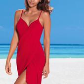 Пляжное платье «Южный закат», размер XXXL
