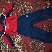 Спортивный костюм на 4-5лет