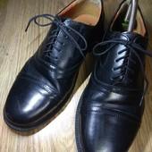 Новинки!  Шикарные дорогие мужские туфли.  27 см