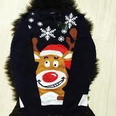 П141.Чудовий светр livergy