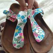 Классные сандали в стиле Биркеншток 39р