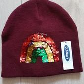 Двойная шапка Оld navy