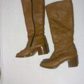 Зимові чобітки маломірки.