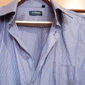 Мужская рубашка хамелион, переливается, в идеальном новом состоянии!!!