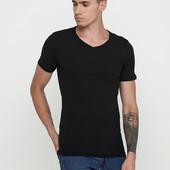 Лот 3 шт мужские бельевые футболки Livergy Германия размер 6/L