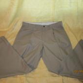 Классные котоновые нарядные штанишки,состояние отличное,р.14/16(W36/L31)но смотрите замеры!