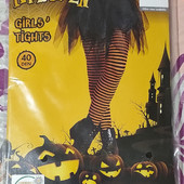 Колготки Halloween 40 Den на рост 146/152см Германия