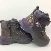 Шикарные деми ботиночки на осень, ботинки мальчик девочка с 26 по 29 размер