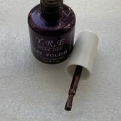 Новая коллекция гель лаков YRE 15мл. цвет похож на хамелеон бутылочка стекло.
