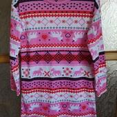 Стоп! ❤единороги!Новая с биркой платье-туника,4-5 лет ❤Собирайте лоты,экономьте на доставке