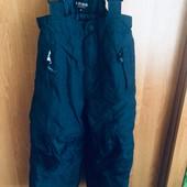 брюки, есть утеплитель, р. 3 года 98 см, L.o.g.g . сост. отличное. комбинезон