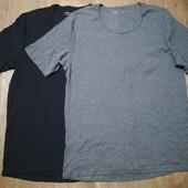 Лот 2 шт! Мужские футболки Livergy размер 10 /4XL , много лотов с мужским бельём)