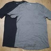 Лот 2 шт! Мужские футболки Livergy размер 8 /ХXL , много лотов с мужским бельём)