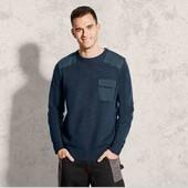 livergy.стильный практичный свитер в лоте синий  L52/54