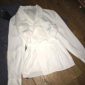 Шикарная , очень крутая блуза оверсайз
