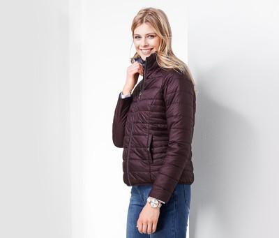 ☘ Универсальная двусторонняя стеганная куртка от Tchibo(Германия), наши размеры: 44-46 (38 евро)