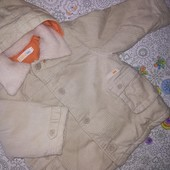 Куртка для мальчика на 18 месяцев