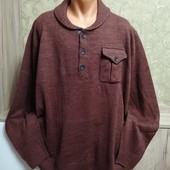Собираем лоты!! Новый батальный свитер (сток), размер 3xl