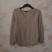 Красивый свитер , цвет пудры ! УП скидка 10%