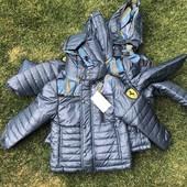 Демисезонная куртка Феррари