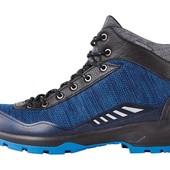 Crivit®,трекинговая обувь устойчивый к воде,ветру благодаря мембранеTEX, р. 40 стелька 25,1 см.
