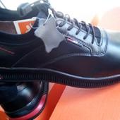 повністю шкіряні кросівки 40,43,44 р шт/ інші моделі в моїх лотах!