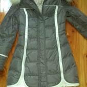 Куртка зимняя-пуховик 42-44