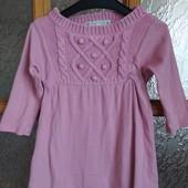 Стоп! ❤Красивое платье для малышки,1-1,5 года❤Собирайте лоты,экономьте на доставке