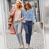 Брюки-джинсы skinny blue motion, Германия, р.36