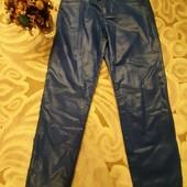 Классные брюки под кожу