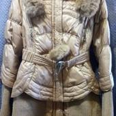 Куртка трансформер размер S