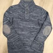 Теплый свитер для мальчика C&A! Германия! 146-152, 158-164р.