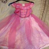 Принцессное платье 3-4г Primark