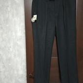 Фирменные новые красивые мужские брюки р.36-29 на пот-44,5-46 поб-59