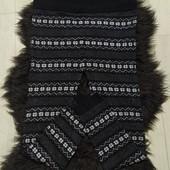 Ш124.вязані лосінки Esmara
