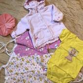 Одяг на 3-6 місяців зріст 62-68, можна трішки довше