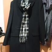 Пальто мужское зимнее кашемировые б/у