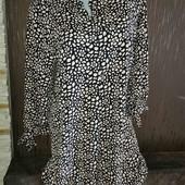 Платье в принт Primark pp 10