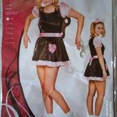 Карнавальный костюм заводной куклы. Хеллоуин.Нюанс.