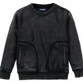 Модний светрик, супер під джинси, на мікрофлісі, розмір 98/104 бренд lupilu Геpманія