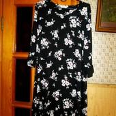 Качество! Свободное платье от бренда Peacocks, в новом состоянии