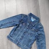 Джинсовая курточка для мальчика Tik&Tak! Германия! 104р.