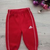 Теплые штанишки для мальчика или девочки 3-6мес. Хорошее состояние.