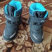 Ботинки Tom.m в очень хорошем состоянии на мальчика 27р.